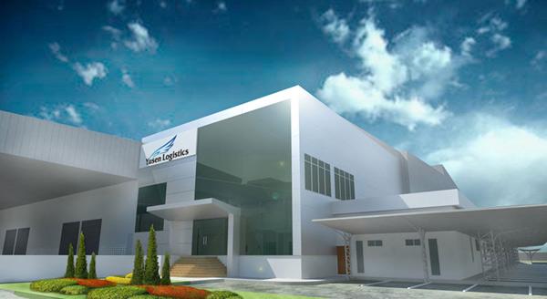บริษัท ยูเซ็น โลจิสติกส์ (ประเทศไทย) จำกัด LLC3 - คลังสินค้าและสำนักงานทั่วไป